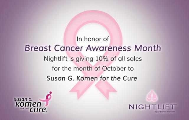 nightlift fights breast cancer nightlift